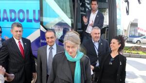 Emine Ülker Tarhan: İktidar Sızıp Kalacak