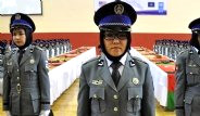 Afgan Polisler Sivas'ta Mezun Oldu