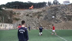 Amatör Futbolcuların Tehlikeli Antrenmanı