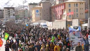 Hakkari'de Şal Şepikli Yürüyüş