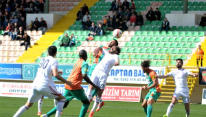 Albimo Alanyaspor-Altınordu: 4-2