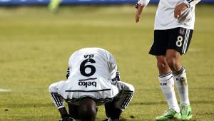 Beşiktaş: 1 - Balıkesirspor: 0 (İlk Yarı)