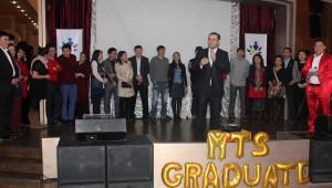 Moğolistan'daki Türk Okulu Mezunları, Geleneksel Yemekte Buluştu