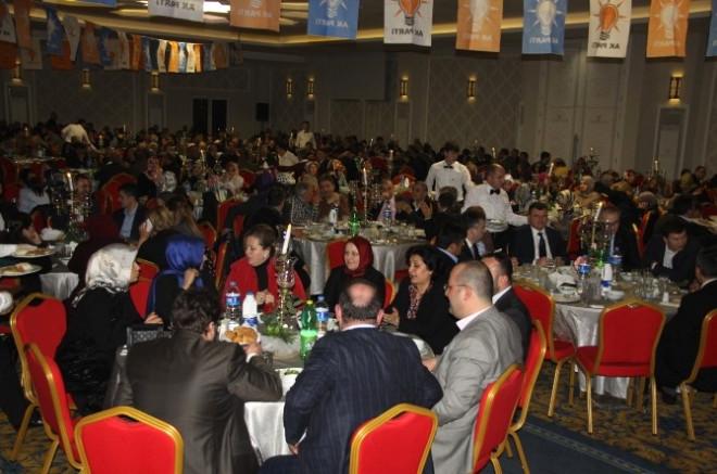AK Parti Aday Adayları İnegöl Teşkilatına Tanıtıldı
