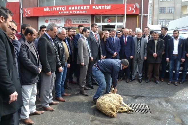 Bünyan Belediyesi Eski Başkanı Mehmet Özmen MHP'den Milletvekili Aday Adaylığını Açıkladı