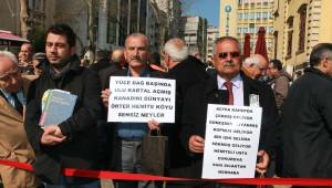 Ek Fotoğraflar - Yaşar Kemal Son Yolculuğuna Uğurlanıyor