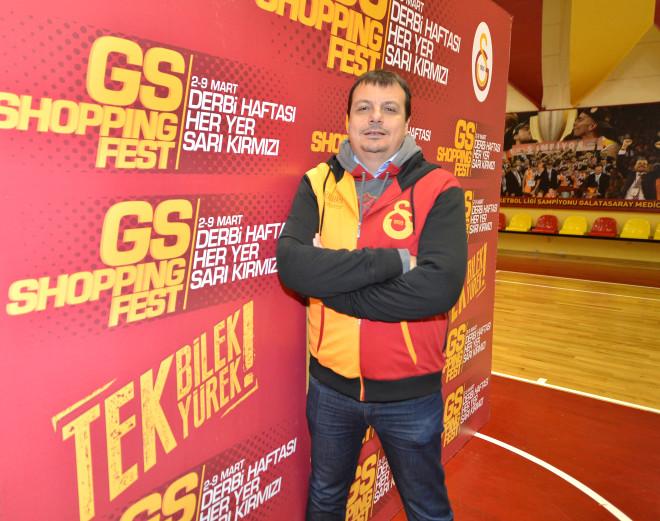 Galatasaray'da Fenerbahçe Dayanışması