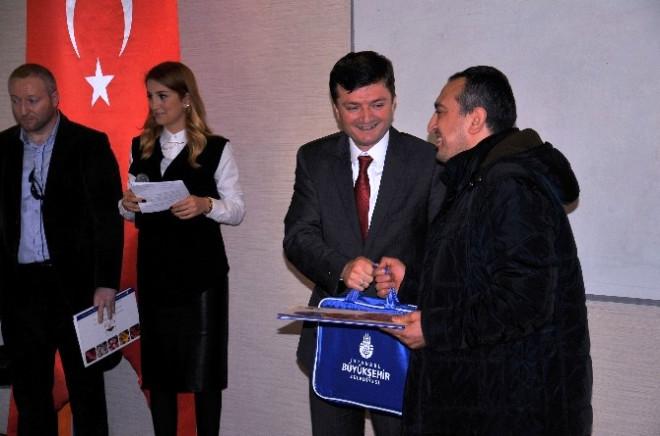 İbb, İstanbul'un Bahçıvanlarını Yetiştiriyor