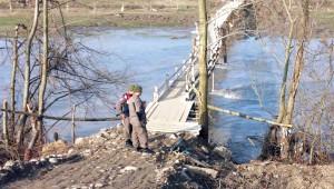 Mudurnu Deresi Üzerindeki Köprüye Bisiklet ve İntihar Notu Bırakıp Ortadan Kayboldu
