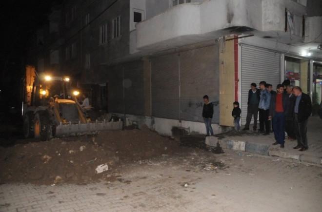 Öcalan'ın 'Silahları Bırakın' Çağrısından Sonra Cizre'de Tüm Hendekler Kapatıldı