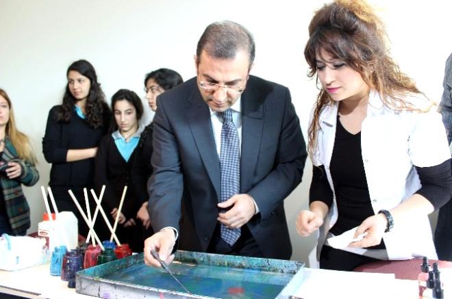 Özgecan'ın Adı Antalya'da Yaşatılıyor