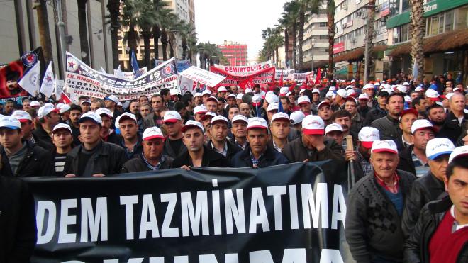 Türk-İş: Kıdem Tazminatına El Uzatanın Eli Yanar