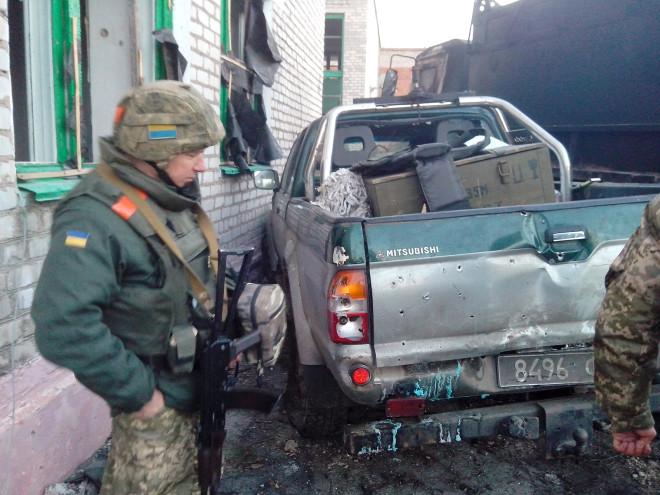 Ukrayna'daki İç Şavaşta Toplam Bin 54 Asker Öldü