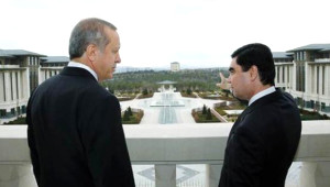 Cumhurbaşkanlığı Sarayı Bu Açıdan İlk Kez Görüntülendi