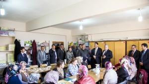 Ahlat'ta Çini ve Seramik Kursu Açıldı