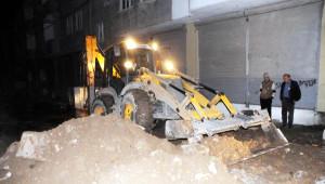 Cizre'de Mahallelere Kazılan 184 Hendek Kapatıldı