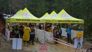 Gömeç Belediyesi Oryantring Takımı Alanya'dan 4 Madalya ile Döndü
