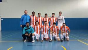 Bilecik Şeyh Edebali Üniversitesi Futsal Takımı Grup Müsabakalarında 4'üncü Oldu