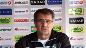 Şenol Güneş: Eskişehirspor Maçını Kazanmak İçin Sahaya Çıkacağız