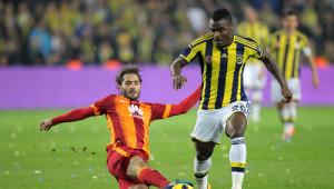 Fenerbahçe: 0 - Galatasaray: 0 (İlk Yarı)