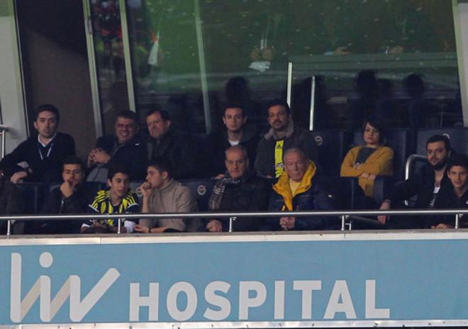 Fenerbahçe: 1 - Galatasaray: 0