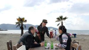 Jandarma Kadınları Unutmadı