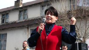Leyla Zana'dan, Erdoğan'a Dolaylı Başkanlık Desteği