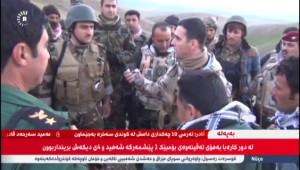 Peşmerge Kerkük'te Işid'e Karşı Geniş Çaplı Operasyon Başlattı