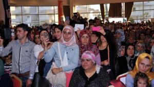 Nihat Hatipoğlu'na Alanya'da Yoğun İlgi