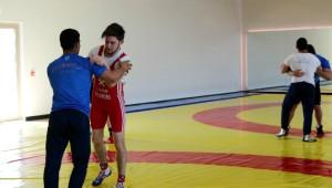 Ali Gürbüz Kırkpınar'da Yarışacak Gibi Hazırlanıyor