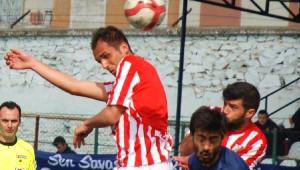 Tire 1922-Zonguldak Kömürspor: 1-0