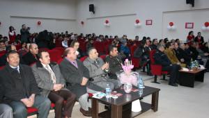 Pasinler'de İstiklal Marşının Kabulünün 94. Yılı Kutlandı