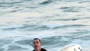 Afrika Ülkesi Gezen ABD'li Sörfçünün Son Durağı Alanya