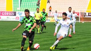 Albimo Alanyaspor-Giresunspor: 1-2