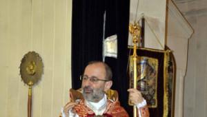 Ermeniler Düzenledikleri Ayinde Barış İçin Dua Etti