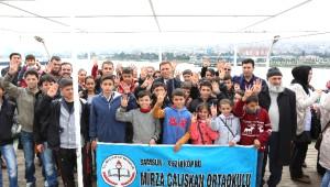 Genç'ten Vatandaşlara 'Mavi Marmara' Teşekkürü