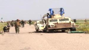 Kerkük'te Işid'e Karşı Operasyonlar Devam Ediyor