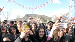 Beşiktaş Belediyesi'nin Desteğiyle Tunceli'de Duman Konseri