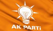 AK Parti'nin Tüm  Aday Adayları