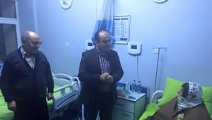 Milletvekili Bünyamin Özbek Hastaları Ziyaret Etti