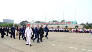 Dışişleri Bakanı Çavuşoğlu Vietnam'da