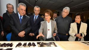 İzmir'de Lozan Antlaşması'nın 90. Yıl Sergisi Açıldı