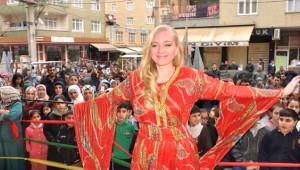 Newroz'a Özel Bahar Kreasyonu Rus Modeller Tanıttı