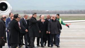 CHP Genel Başkanı Kılıçdaroğlu Elazığ'da