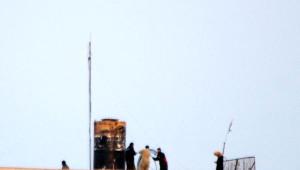 Işid Militanları Türkiye Sınırına Telsiz Sistemi Kurdu