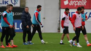 Trabzonspor, Akhisar Belediyespor Maçına Hazırlanıyor