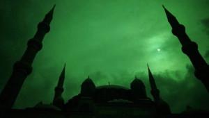 Güneş Tutulması Türkiye'den Böyle İzlendi