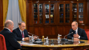 Nazarbayev: Avrasya Ekonomik Birliği Zor Dönemden Geçiyor