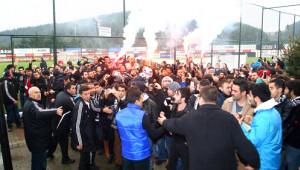 Beşiktaş'da Derbinin Hazırlıkları Tamamlandı