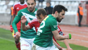 Medicana Sivasspor-Bursaspor: 4-1